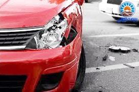 ماشین قرمز و بیمه شخص ثالث